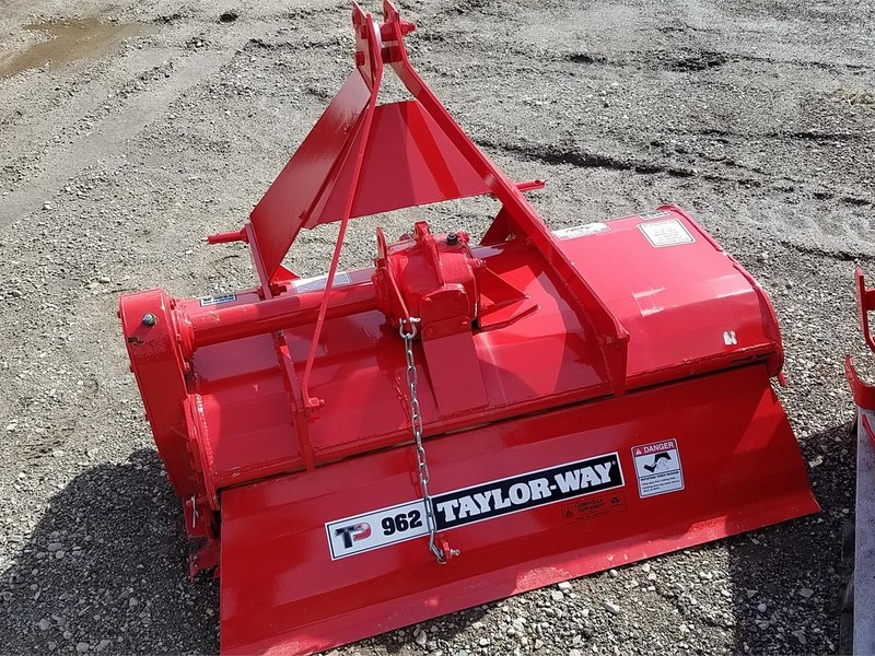 Taylor Way 962GDT48 Mulchers / Cultipacker