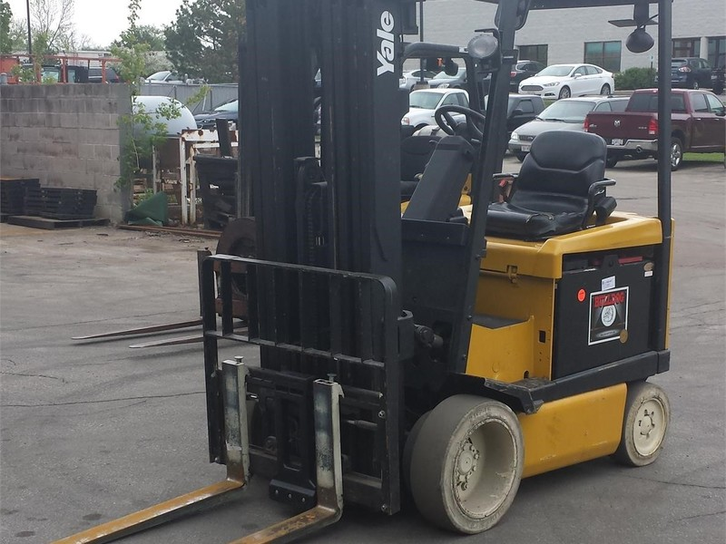2007 Yale ERC050GH Forklift