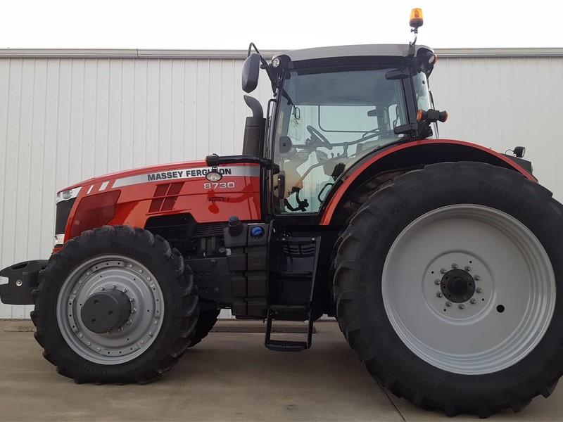 2015 Massey Ferguson 8730 Tractor