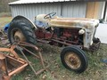 1955 Ford 640 Tractor