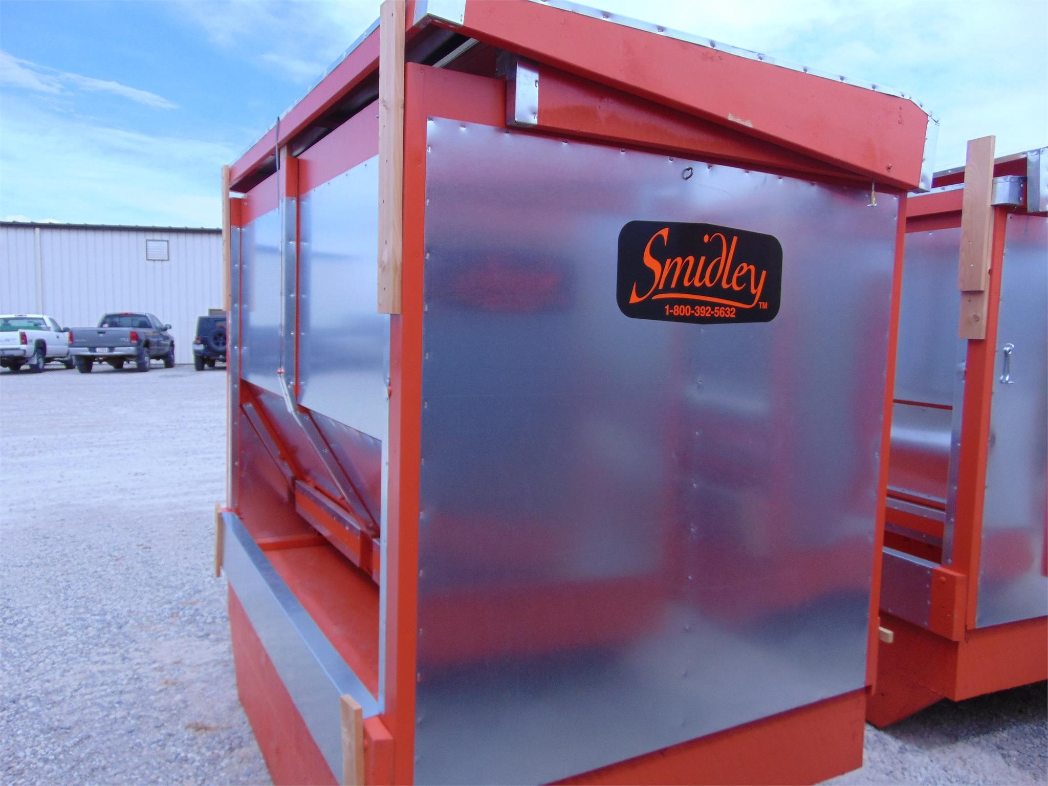 2020 Smidley 572100 Cattle Equipment