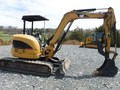 Caterpillar 304CR Excavators and Mini Excavator