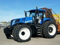 2017 New Holland T8.320 Tractor