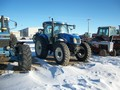 2004 New Holland TS125A Tractor