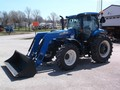 2016 New Holland T6.165 100-174 HP