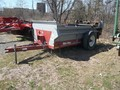 1998 New Idea 3722 Manure Spreader