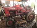 1967 Farmall 140 Tractor