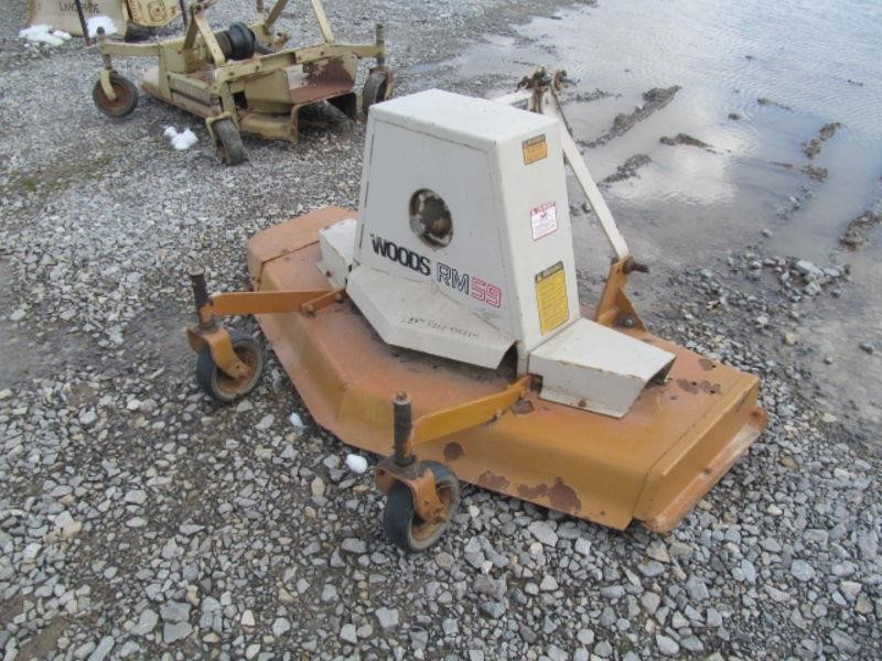 Woods RM59-3 Rotary Cutter