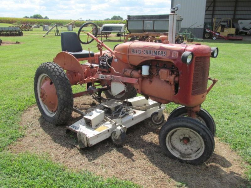 1900 Allis Chalmers C Tractor