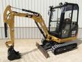 2014 Caterpillar 301.7D Excavators and Mini Excavator