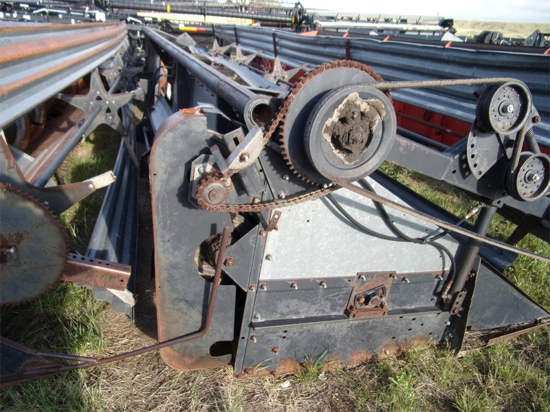 1978 Gleaner 220 Platform