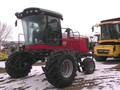 2017 Massey Ferguson WR9860 Self-Propelled Windrowers and Swather
