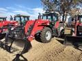 2017 Massey Ferguson 7715 Tractor