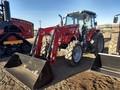 2017 Massey Ferguson 4609M Tractor