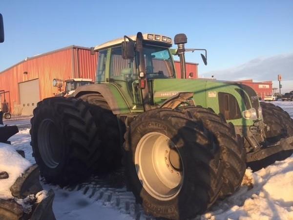 2002 Fendt 926 Vario Tractor