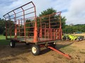 Meyer 9X16 Bale Wagons and Trailer