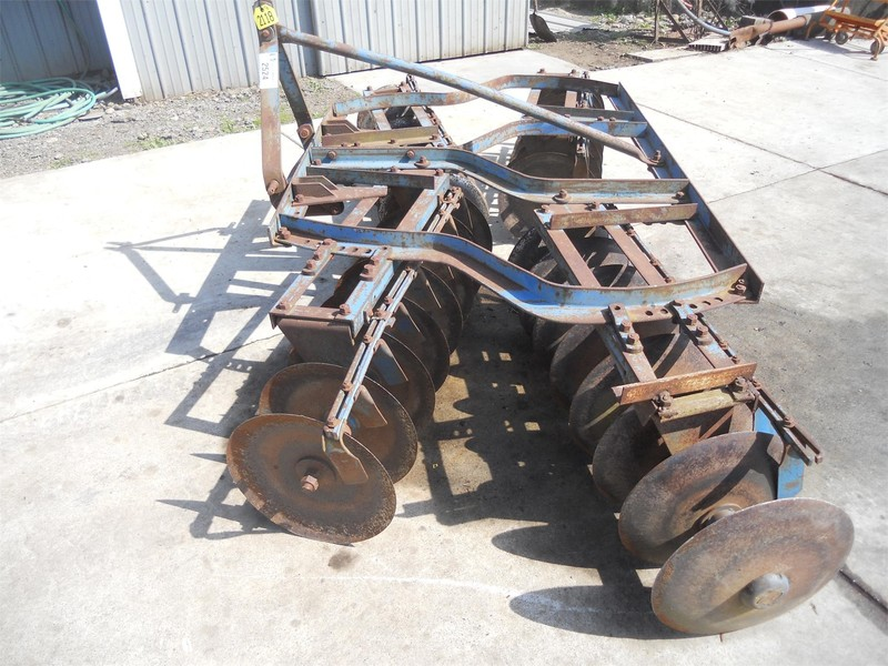 1977 Ford 201 Disk