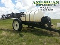 2008 Wylie 1600 Pull-Type Sprayer
