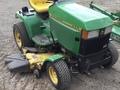 1996 John Deere 425 Hay Stacking Equipment