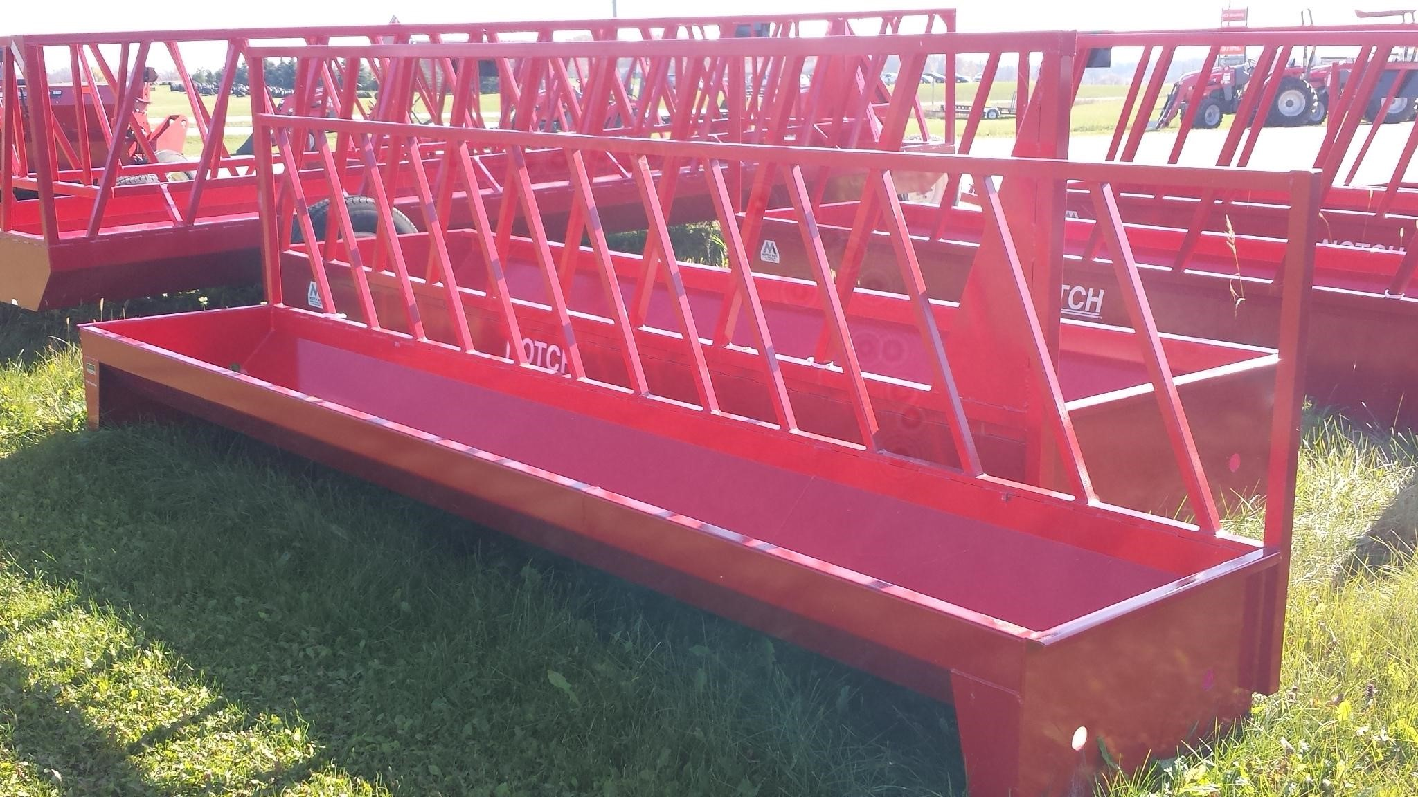 Notch YFL14 Feed Wagon
