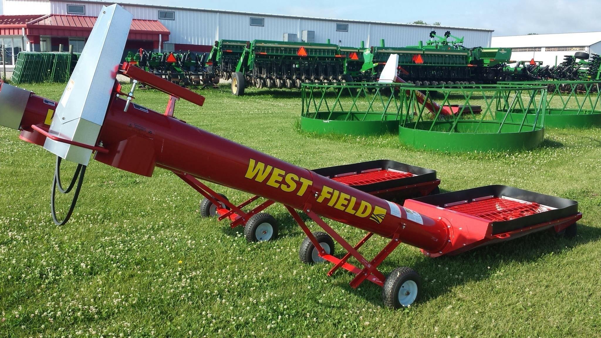 Westfield S10-9 Augers and Conveyor