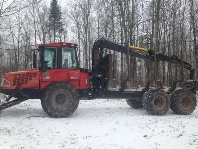 2006 Valmet 860.1 Forestry and Mining