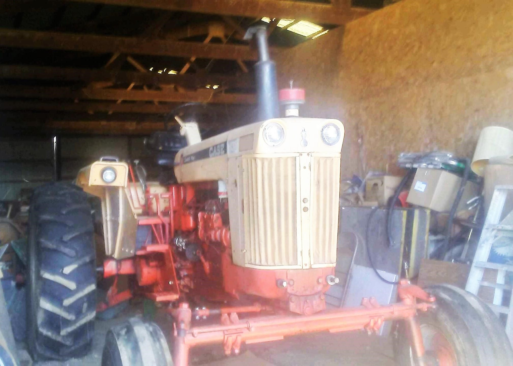 1959 J.I. Case 930 Tractor