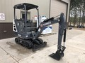 2015 Terex TC16 Excavators and Mini Excavator