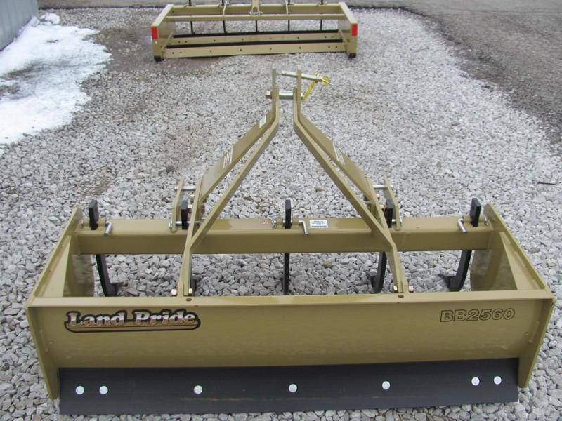 Land Pride BB2560 Blade