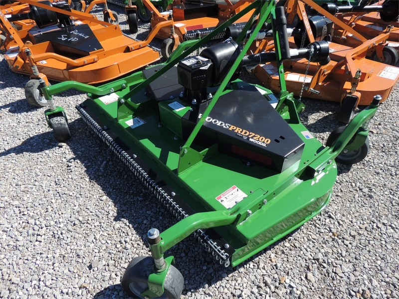 Used Woods PRD7200 Rotary Cutters for Sale | Machinery Pete