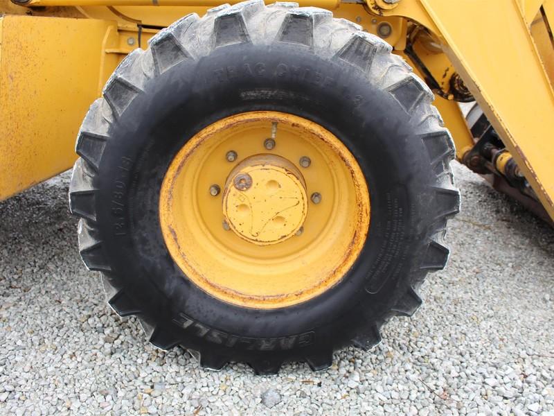 2004 Deere 310SG Backhoe