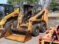 2010 Case 410-3 Skid Steer