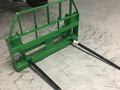 Frontier Double tine spear Hay Stacking Equipment