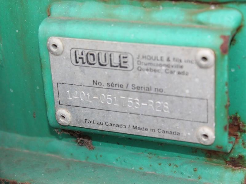 2005 Houle Maxi-Pump Manure Pump