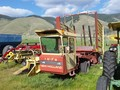 New Holland 1078 Bale Wagons and Trailer