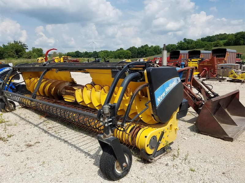 2007 New Holland 290FP Forage Harvester Head