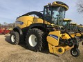 2017 New Holland FR550 Self-Propelled Forage Harvester
