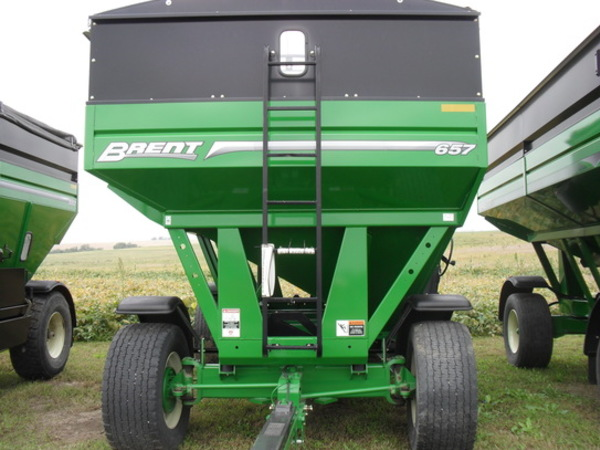 2013 Brent 657 Gravity Wagon