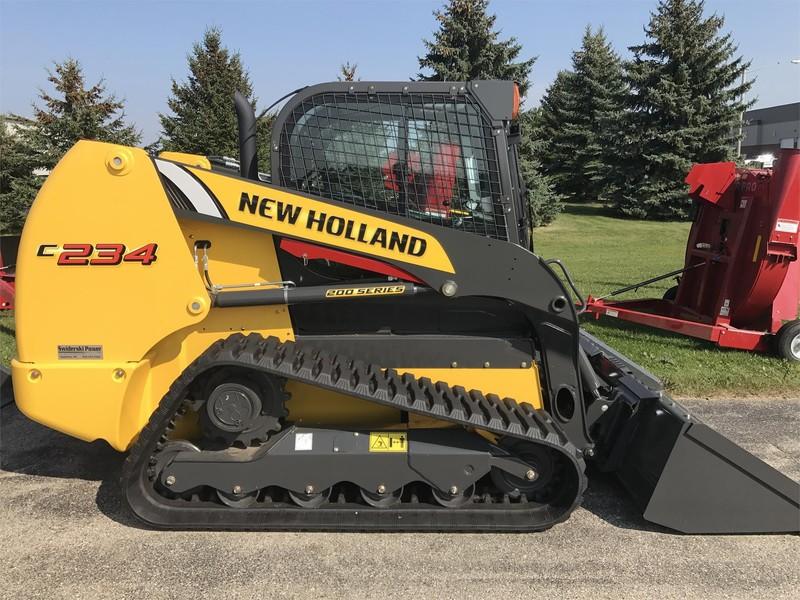 2017 New Holland C234 Skid Steer