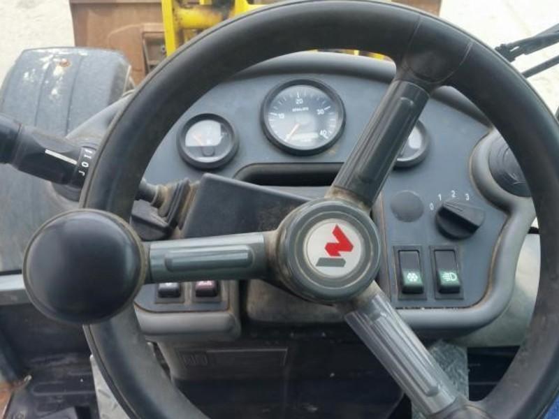 2014 Wacker Neuson WL36 Wheel Loader