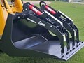 2013 Lowe BG-600 Loader and Skid Steer Attachment