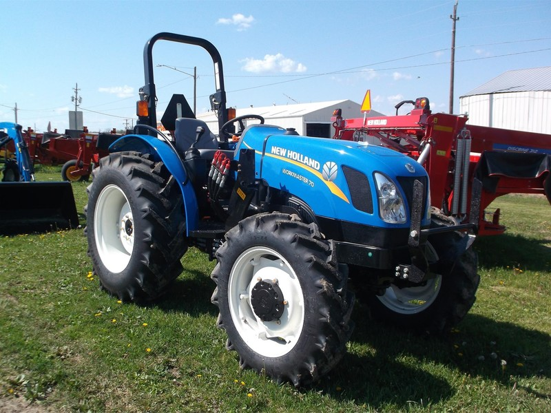 Used New Holland Tractors for Sale | Machinery Pete New Holland Tractor Tl Alternator Wiring Diagram on