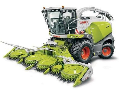 2021 Claas ORBIS 750 Forage Harvester Head