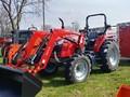 2018 Massey Ferguson 4609M Tractor