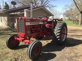 International 1256 Tractor