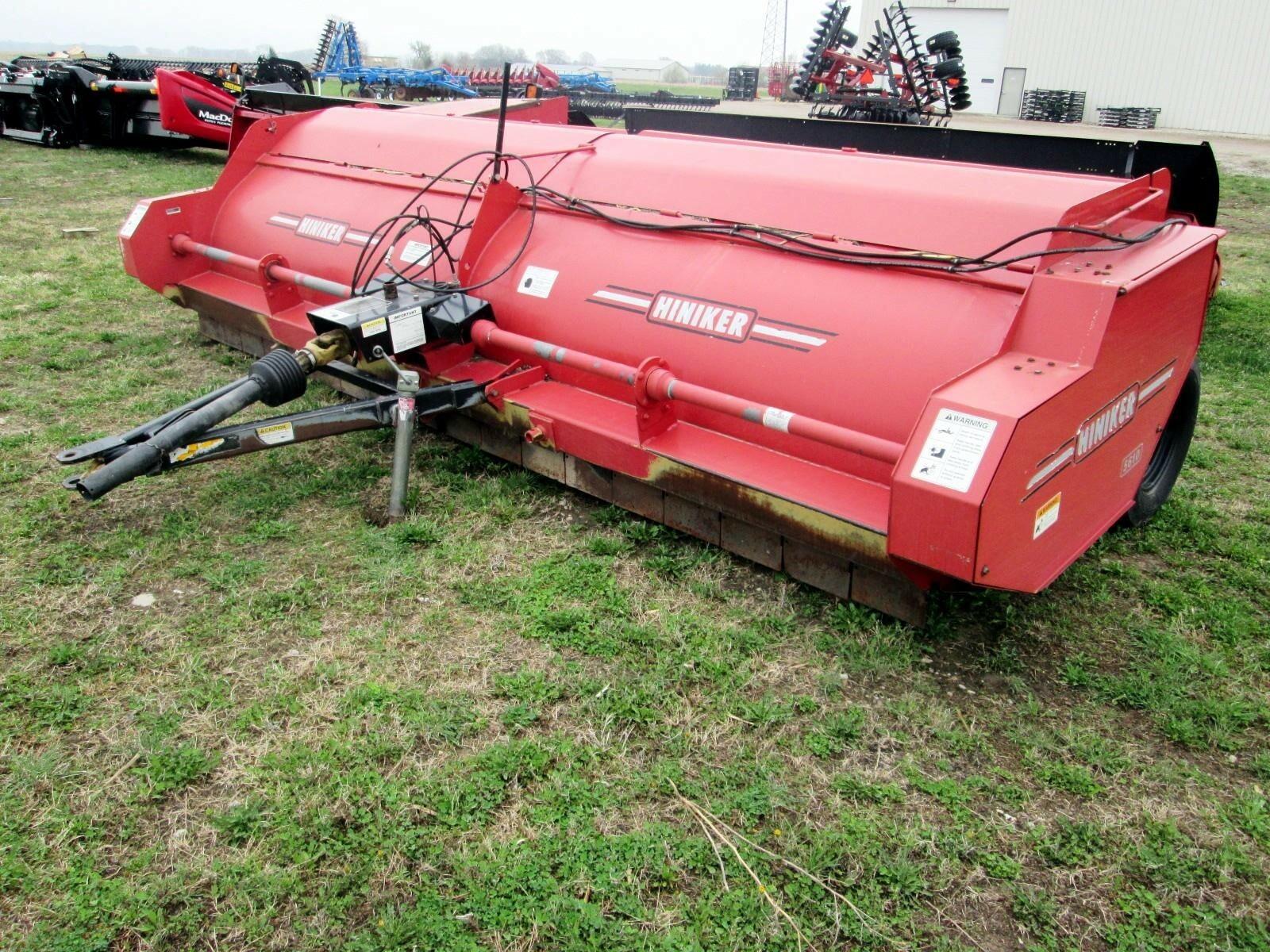 2011 Hiniker 5610 Flail Choppers / Stalk Chopper