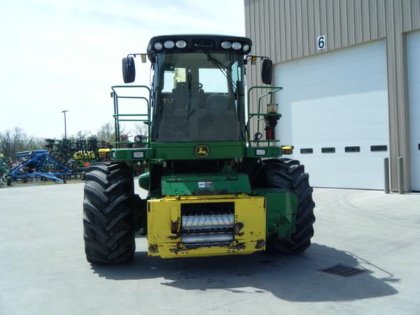 2008 John Deere 7750 Self-Propelled Forage Harvester