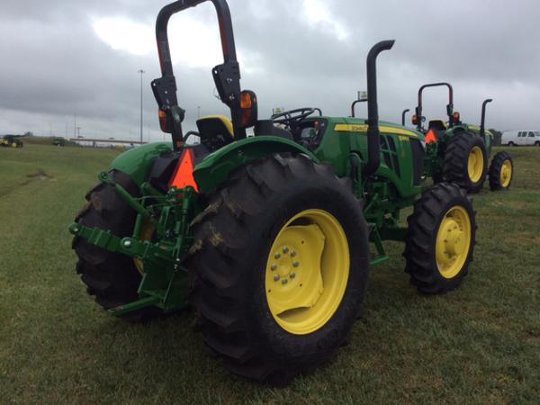 2016 John Deere 5065E Tractor