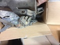 John Deere Vac seed tube w/ sensor Planter and Drill Attachment
