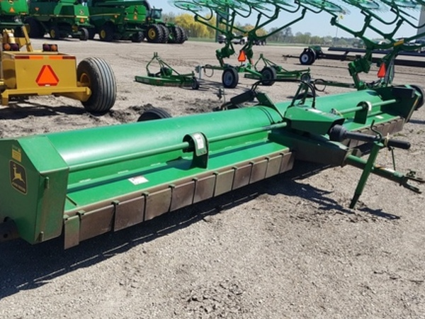 1998 John Deere 220 Flail Choppers / Stalk Chopper